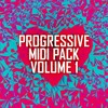free progressive house midi sample pack