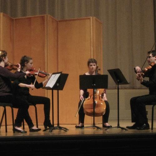 String Quartet No. 1 - Chorale (2014)