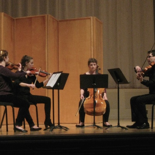 String Quartet No. 1 - Cantabile (2016)