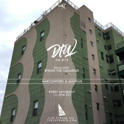 Darker Than Wax FM #19 ft. Byron The Aquarius • 30th April 2016