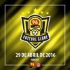 98 FUTEBOL CLUBE 29 - 04 - 2016