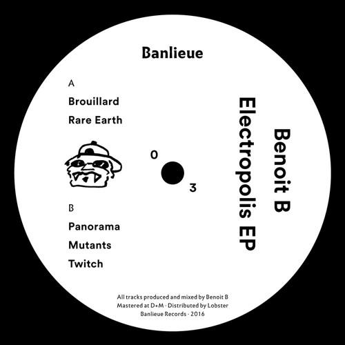 Benoit B - Electropolis EP (BR 03)