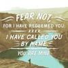 Isaiah 43:1-3 - Drew Barefoot