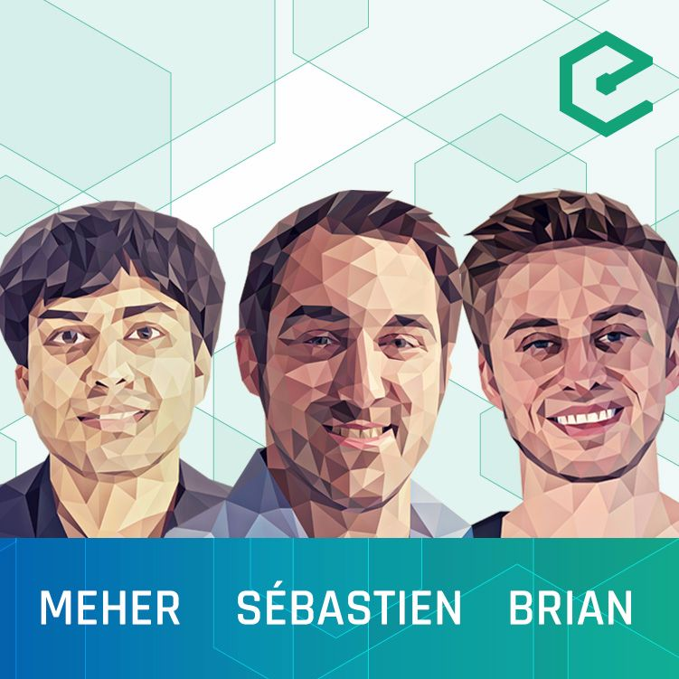 Epicenter – Podcast on Blockchain, Ethereum, Bitcoin and Distributed Technologies