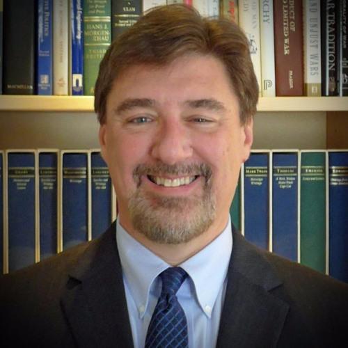 Prof/Author Tom Nichols