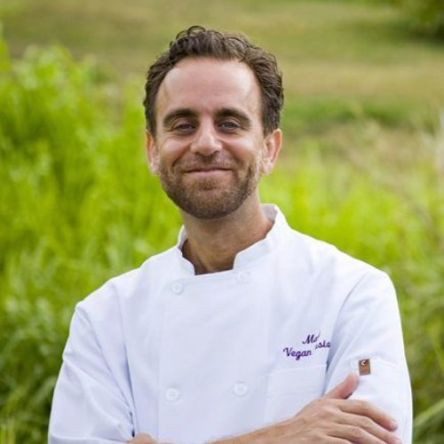 Episode 18:  SPEAKING OF VEGAN Interviews Award-Winning Vegan Chef Extraordinaire, Mark Reinfeld!!
