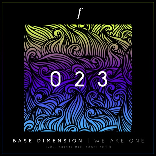 Base Dimension - We Are One[FRAC023]