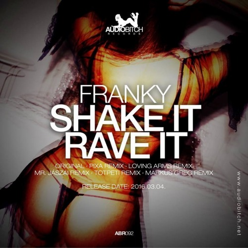 Franky - Shake It Rave It (club mix)