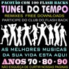 021 TUNEL DO TEMPO FLASH BACK REMIX ANOS 80 DJ XTREMME D 2016