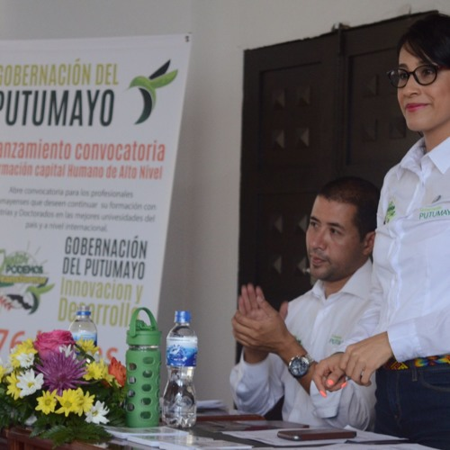 SE ABRE CONVOCATORIA DE 76 BECAS PARA PROFESIONALES DE PUTUMAYO, GOBERNACIÓN SORREL AROCA