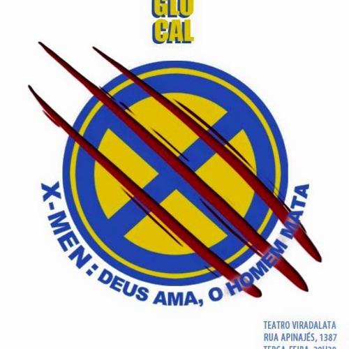 Edu Molina | HQ X-men Deus Ama, o Homem Mata #Glocal