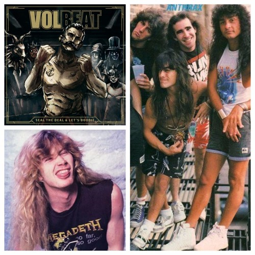 Ep 37: New Volbeat, Anthrax, Megadeth + More