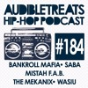 Audible Treats Hip Hop Podcast 184