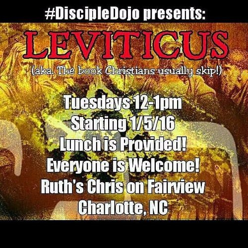 Leviticus: The Book Christians Usually Skip