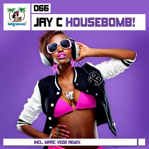 """Jay C """"Housebomb"""" Original Mix (HGR066) cut"""