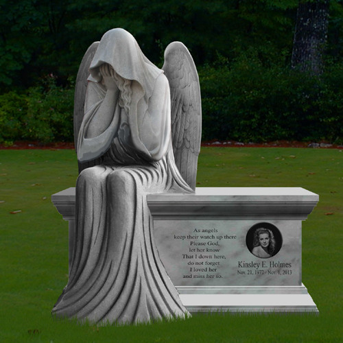 Gravestone Design and Memorial Song - Once