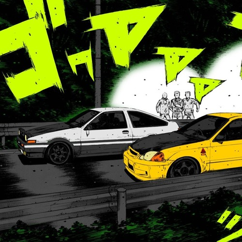 Initial D FOREVER YOUNG Nightcore