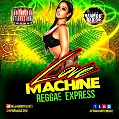 Love Machine Reggae Express