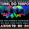 002 TUNEL DO TEMPO FLASH BACK REMIX ANOS 80 DJ XTREMME D 2016
