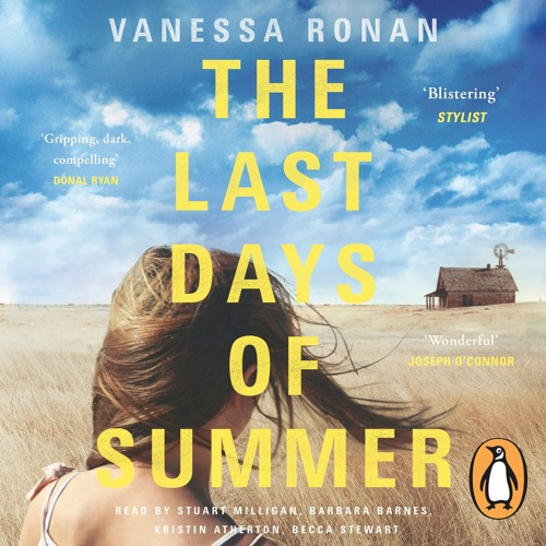 The Last Days Of Summer by Vanessa Ronan (audibook extract)