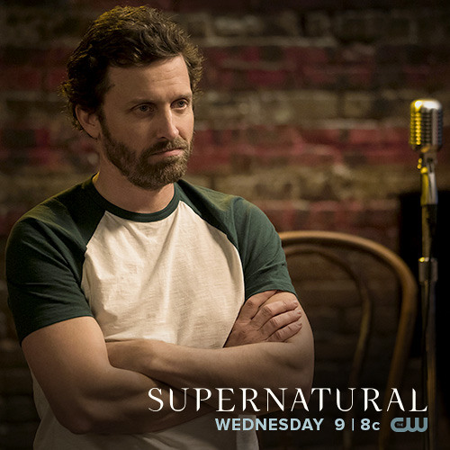 Supernatural - Fare Thee Well (Dink's Song)- Rob Benedict as Chuck Shurley/God