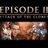 Attack Of The Clones Trailer Album Cover
