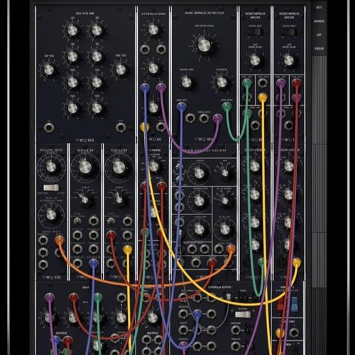 Moog Model 15 App - Psychotropic Stereo Soundpack