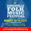 Kingsville Folk Music Festival 2016 - The Interview
