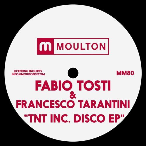 Fabio Tosti - Set Me Free EP