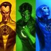 Green Lantern Emerald Knights - Main Theme