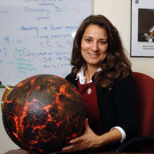Professor Walter Stibbs Lecture 2016: Dr Natalie Batalha, NASA Ames Research Center