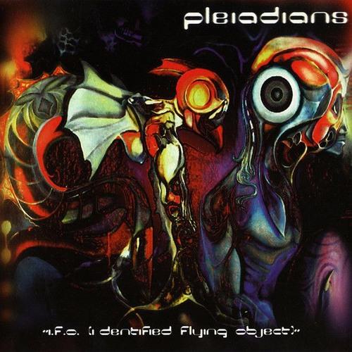 Pleiadians - Alcyone (Dreaml4nd remix, draft 1)