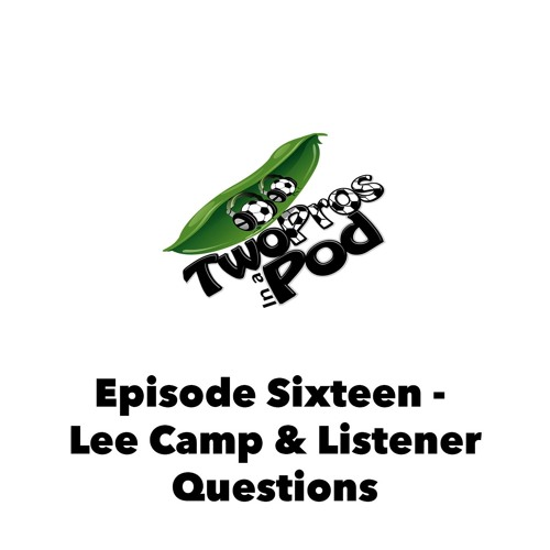 Episode 16 - Lee Camp & Listener Questions