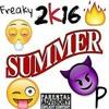 Freaky P - Bang Challenge (remix) #summer2k16 #littttt