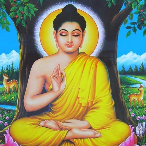 Buddham Sharanam Gacchami...