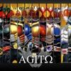 Kamen Rider Agito Opening