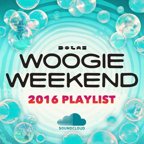 Woogie Weekend 2016 Soundcloud Mix Playlist