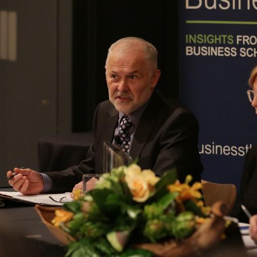Professor Neil Warren - BusinessThink Federal Budget 2016 Roundtable