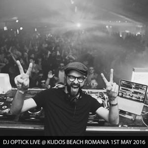 Dj Optick LIVE @ Kudos Beach 1st Of May 2016