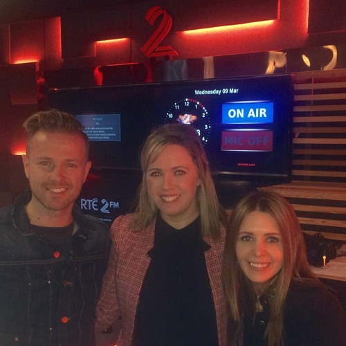 Finding A Job And Finding Love - Matrix Recruitment Group's Joanne Foley Interview with 2FM's Nicky Byrne