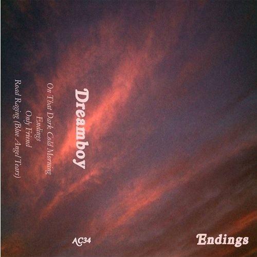 DREAMBOY - Endings EP (out May 24th)/ Pre-order NOW !