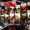 Kamen Rider Blade 1st Opening