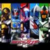 Kamen Rider Kabuto O Album Cover