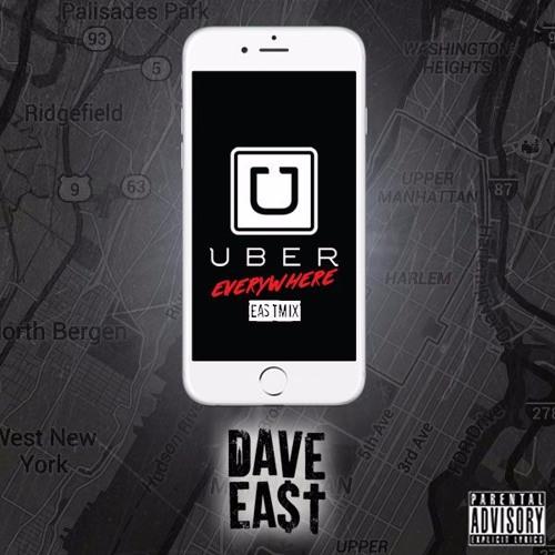 TRAVI$ SCOTT - Uber Everywhere (Remix Ft. Dave East)