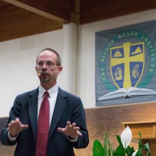 Lecture: John L. Allen, Jr.