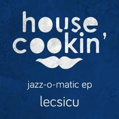 Lecsicu - Jazz-O-Matic (Khillaudio Remix)
