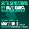 Sutil Sensations Radio Show/Podcast -May 5th 2016- Hot new music & beats from the W Hotel in Qatar!