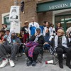 Hunger strikers face off with Mayor Lee over calls to fire the SF police chief