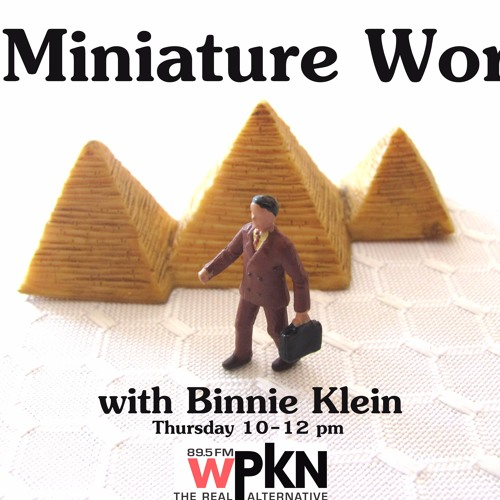 A Miniature World Interviews Nancy Jo Sales, with Host Binnie Klein