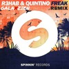 R3hab & Quintino - Freak (Galaxzien Remix) Official